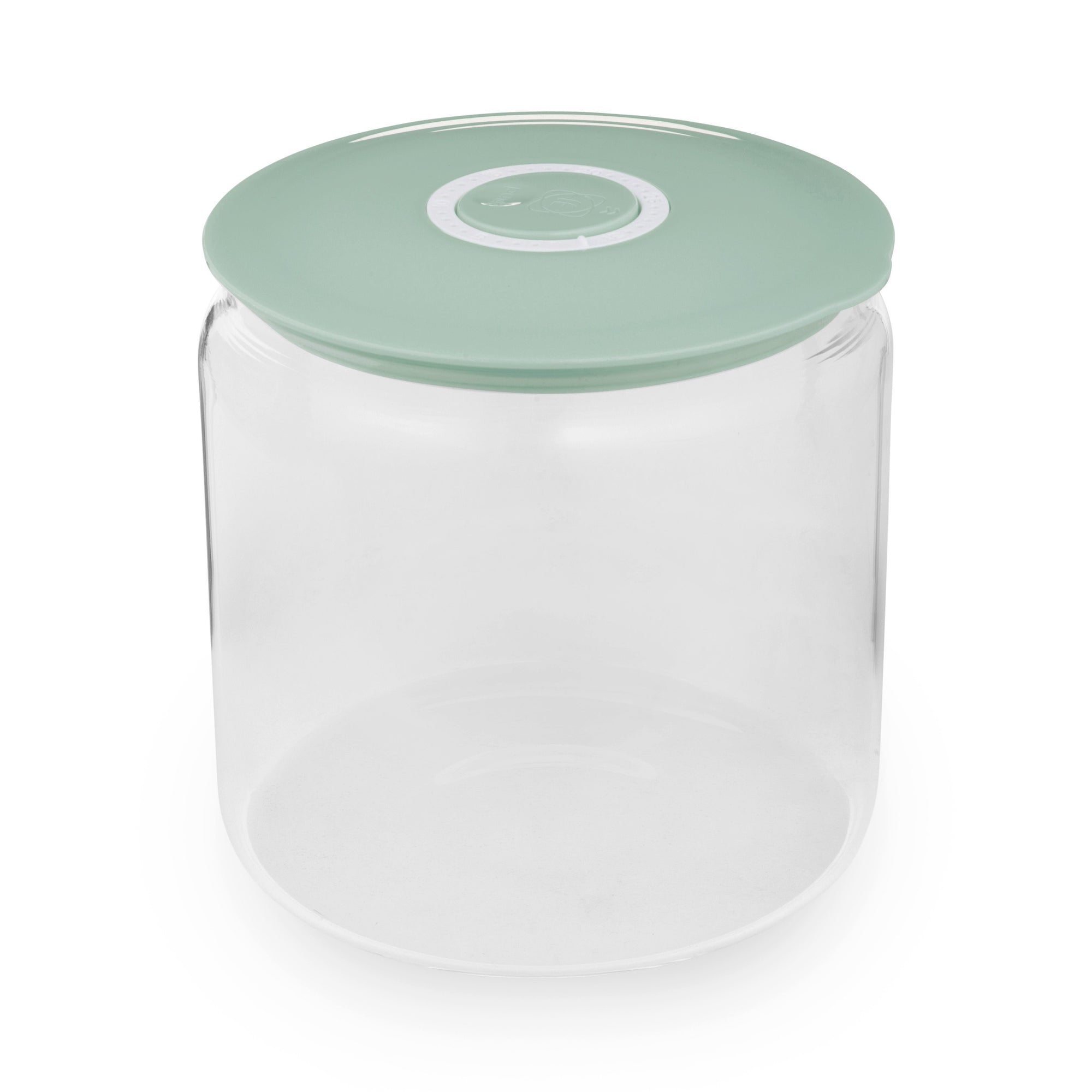 Luvele 2 Litre | (2.1qt.) Glass Yogurt Container | Compatible with Pure Plus Yogurt Maker