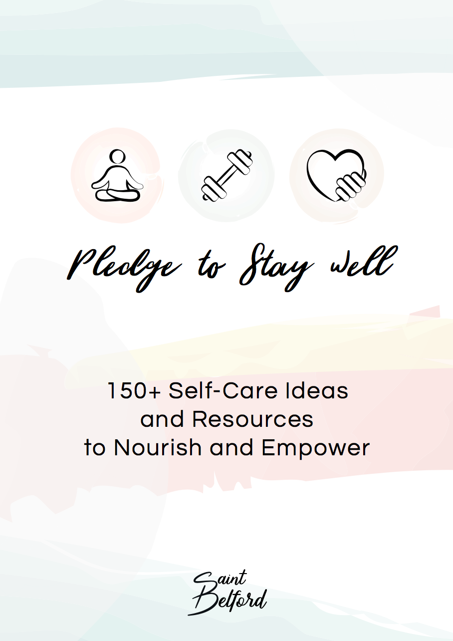 Pledge To Stay Well eBook