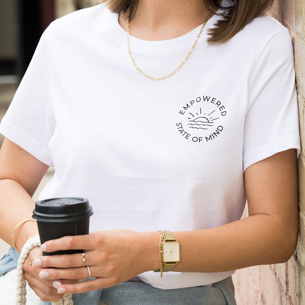 Saint Belford Empowered Classic Tee