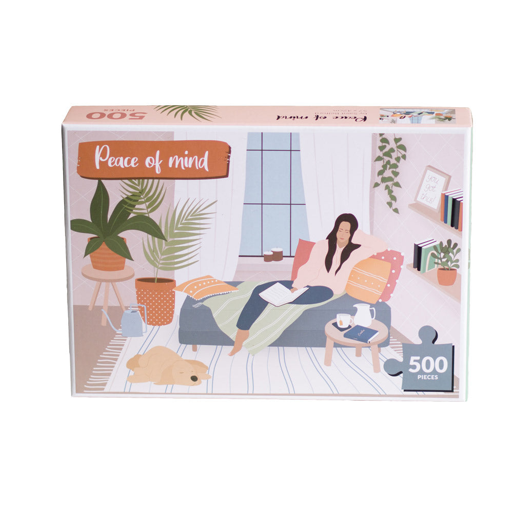 Peace of Mind Jigsaw Puzzle