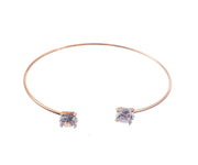 CUBIC ZIRCONIA BANGLE