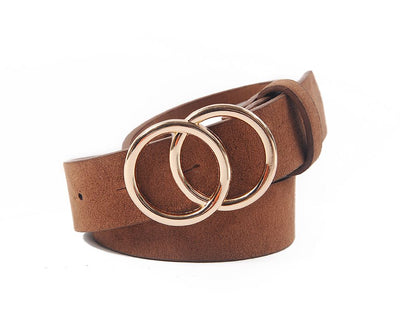 SUDETTE BELT TAN