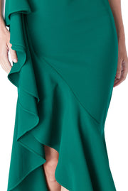 MARGARET MAXI DRESS EMERALD