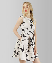 BUTTERFLY EFFECT DRESS