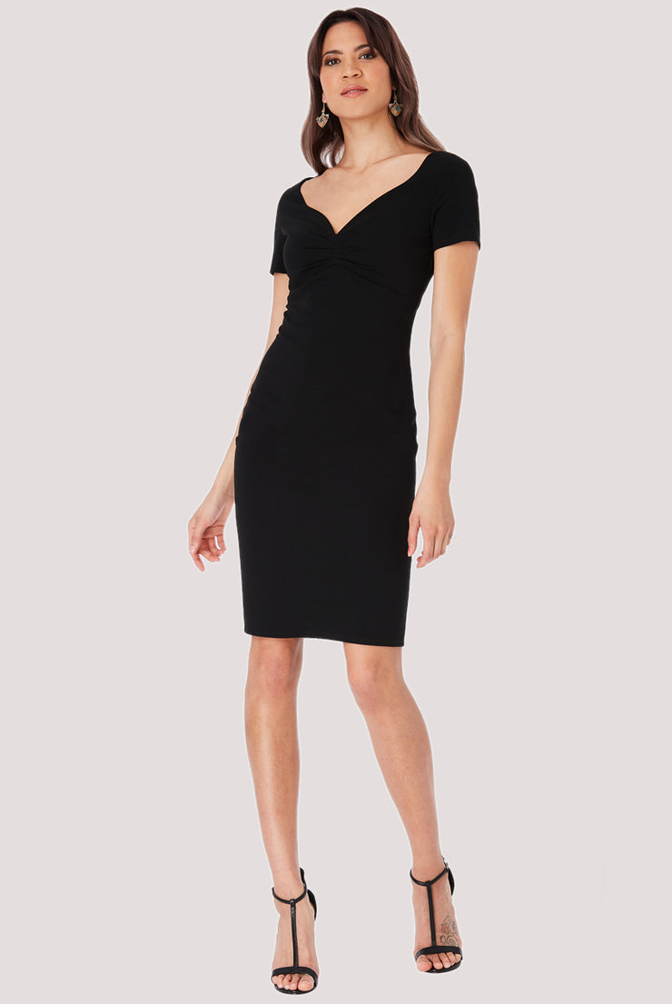 CHIC EXECUTIVE MIDI DRESS