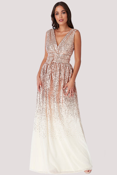 DUTCHESS SEQUIN MAXI