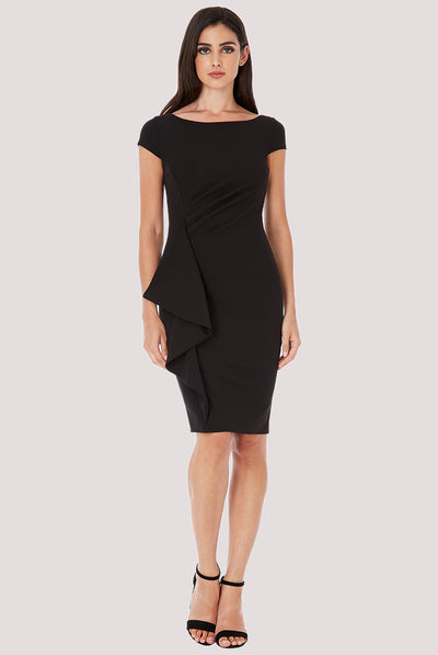 OFFICE PRINCESS MIDI BLACK