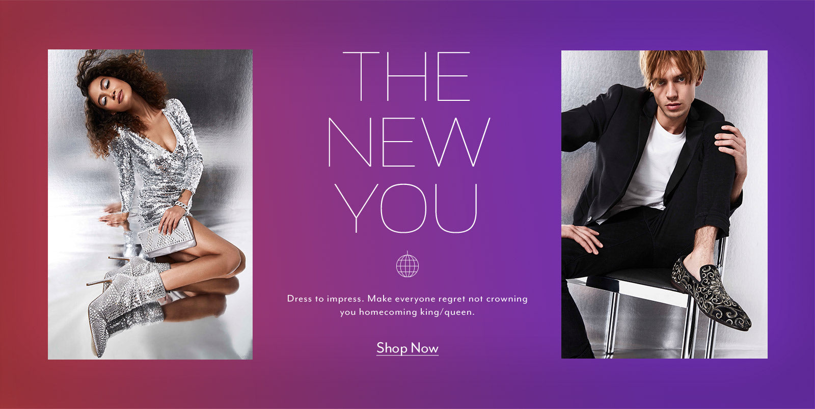 The New You Banner
