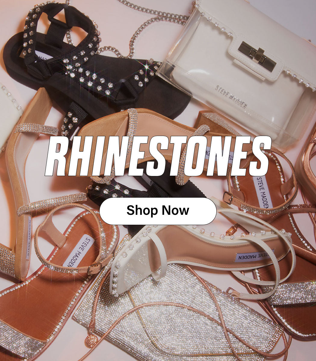 RHINESTONES - SHOP NOW RHINESTONES - SHOP NOW