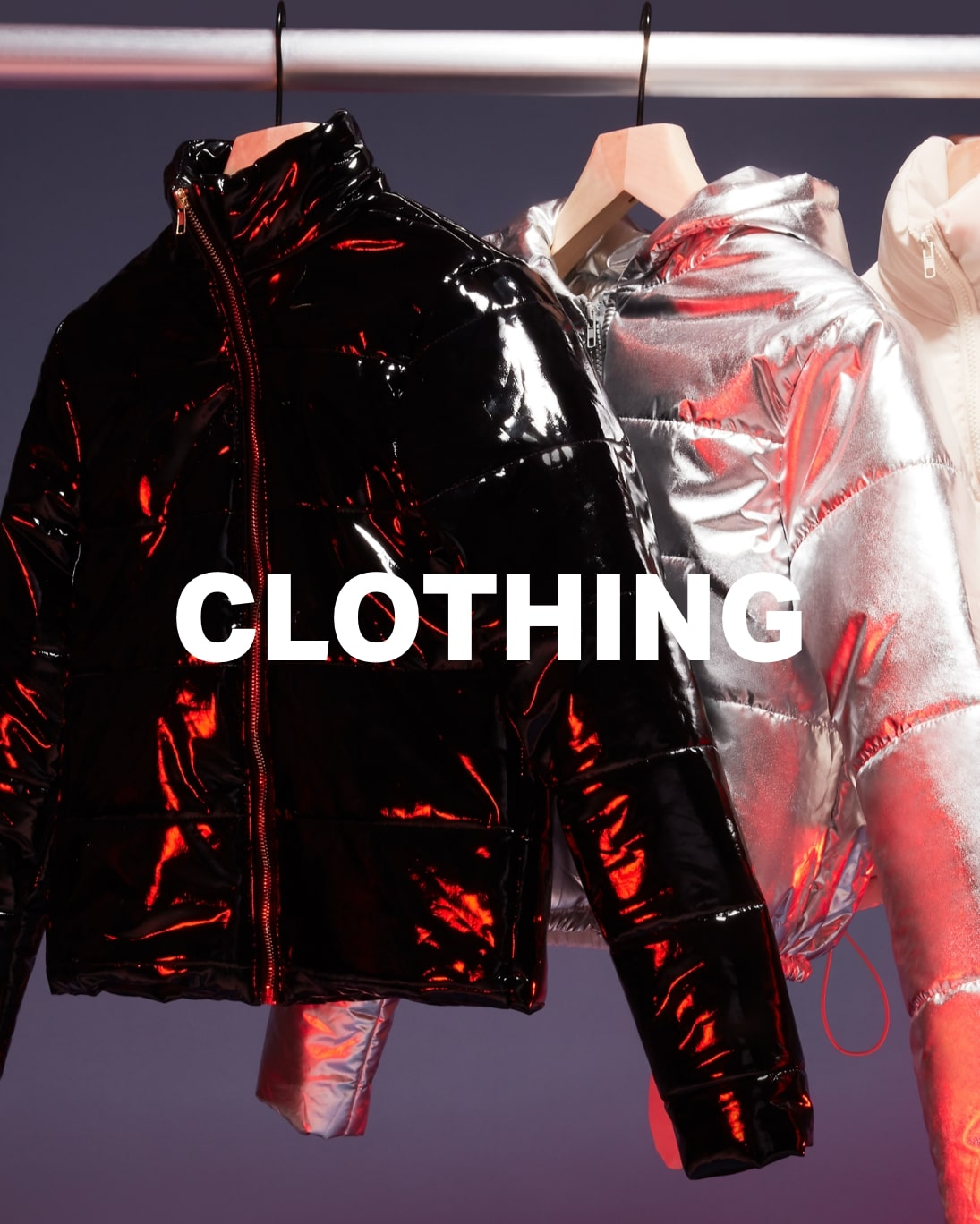 Clothing Gift Guide Banner Mobile