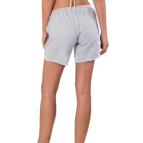 BERMUDA SHORTS LIGHT GREY
