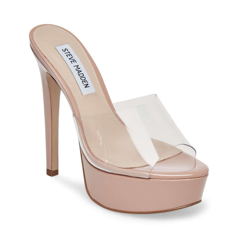 06ef56d7a80 Nude Heels, Nude Wedges & Nude Sandals | Steve Madden | Free Shipping