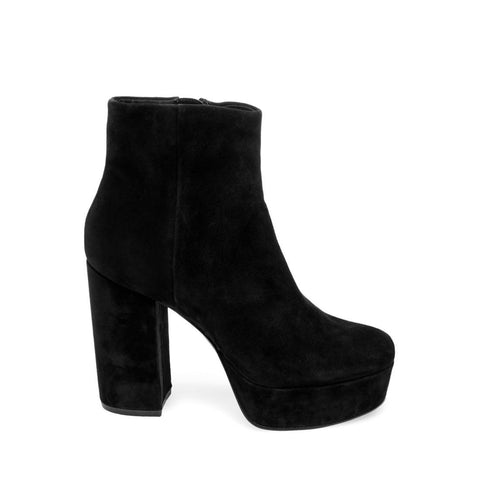 GRATIFY BLACK SUEDE