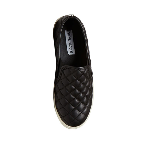 Steve Madden Size 13 Lightweight Black Sneakers New Mens Shoes