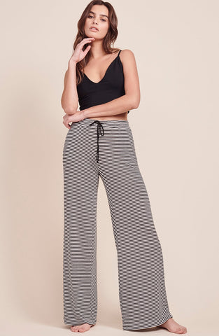 Stripe Dreams Wide Leg Pant