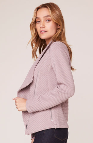 Place to Be Knit Ottoman Jacket