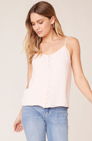 Crazy Little Thing Velvet Trim Top
