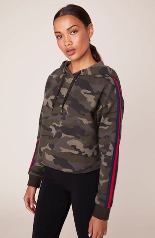 M.I.A Camouflage Hoodie