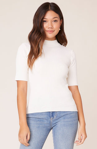 Can't Tank It Short Sleeve Top