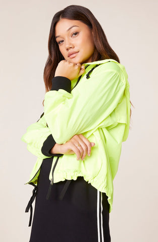Ring The Alarm Wind Breaker Jacket