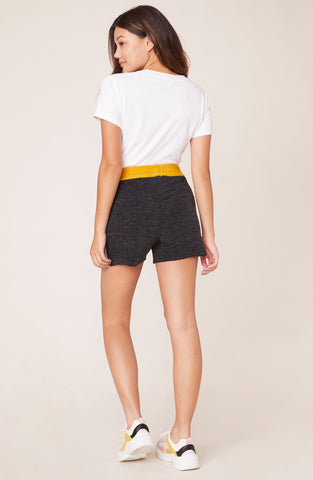 In The Paint Colorblock Shorts