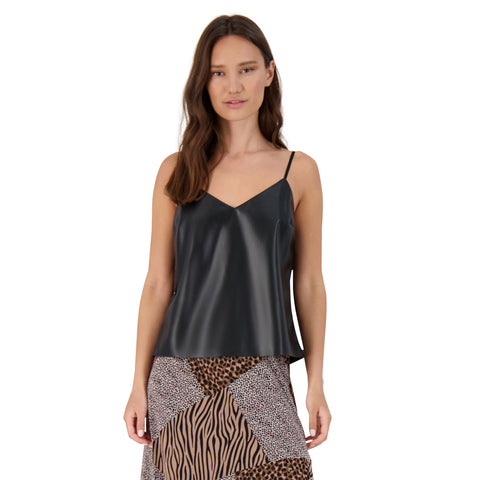 Leather Report Vegan Leather Cami