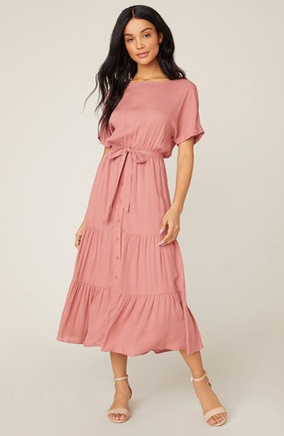 Sundown Midi Dress