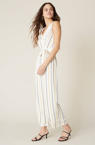 Know Your Stripe Jumpsuit
