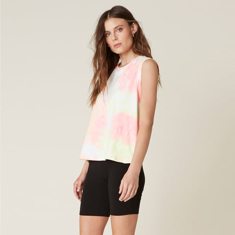 High and Dye Top