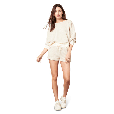 Cute Crossing Long Sleeve Lounge Top