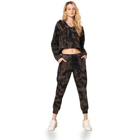 SO PSYCHED JOGGER BLACK