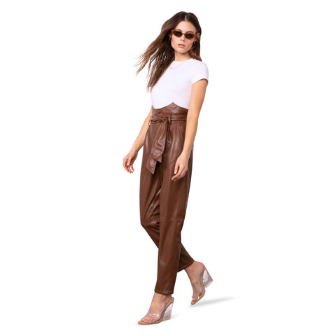 Faux My Darling Vegan Leather Pant