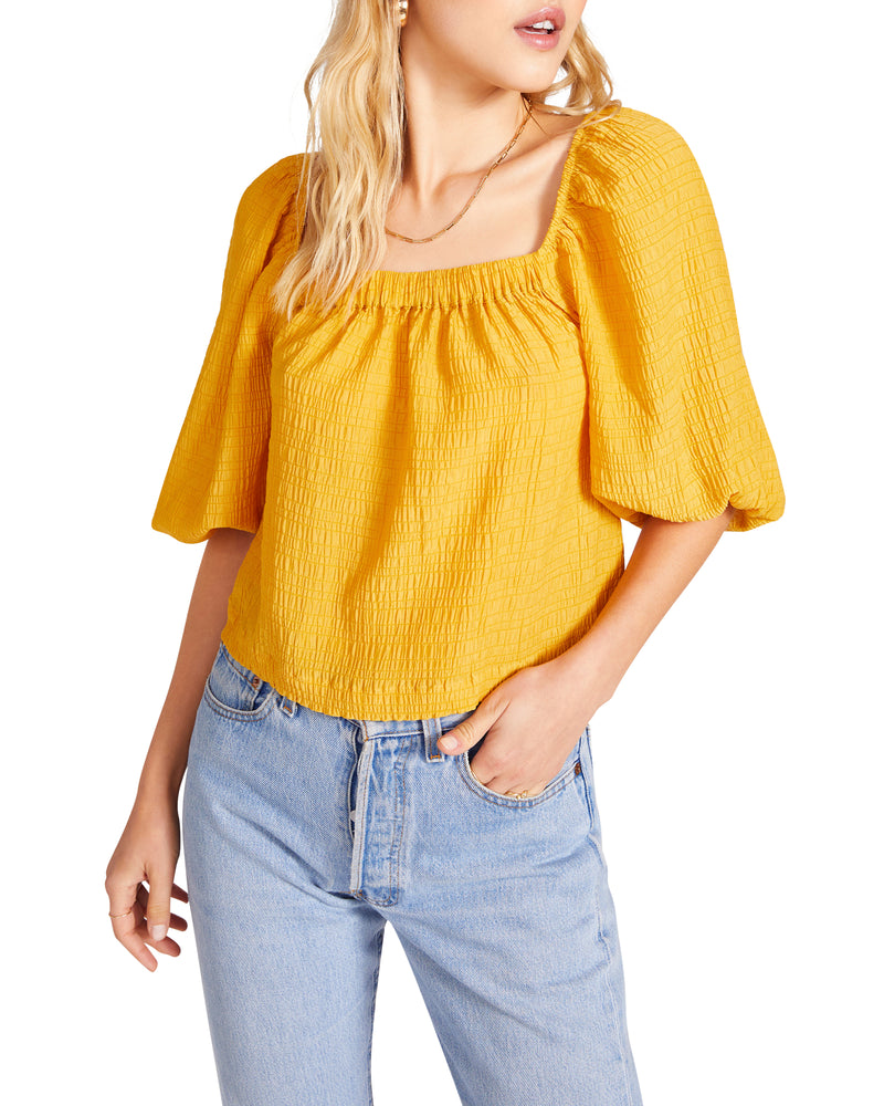 PEREGRINE TOP YELLOW