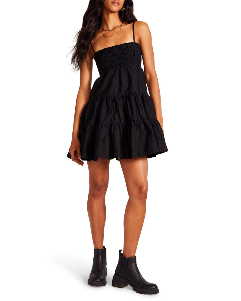 DREAM ABOUT ME DRESS BLACK
