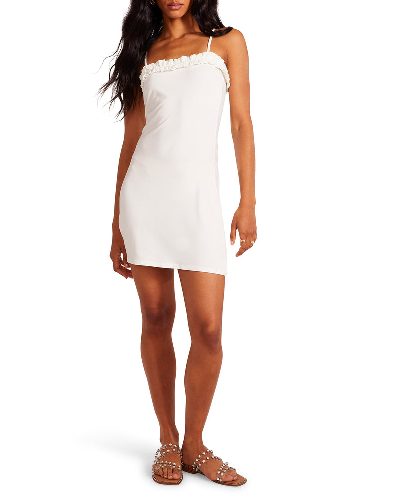 ONE SUMMER NIGHT DRESS IVORY