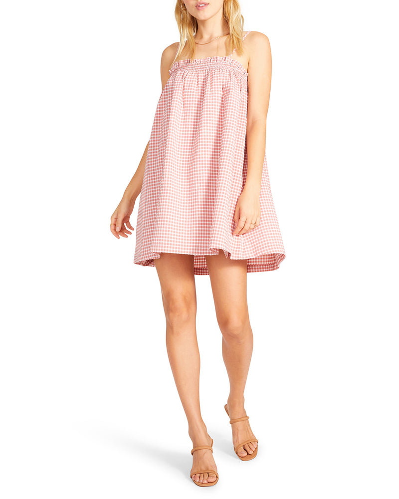 LUST FOR LIFE DRESS PINK