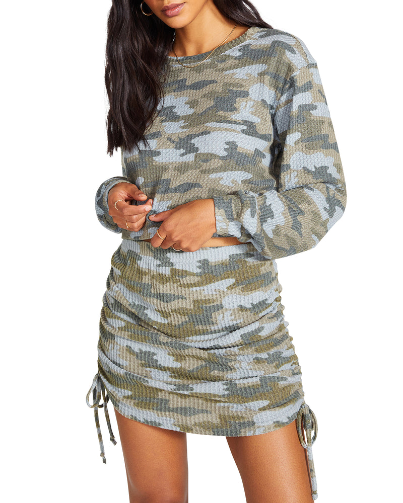 YOU VS. WILD SKIRT CAMOUFLAGE