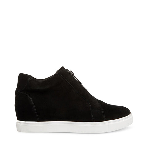 B-GLENDA WATERPROOF BLACK SUEDE