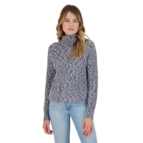 WARM FACTOR SWEATER DEEP OCEAN