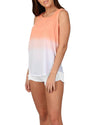 DIP DYED TANK ORANGE