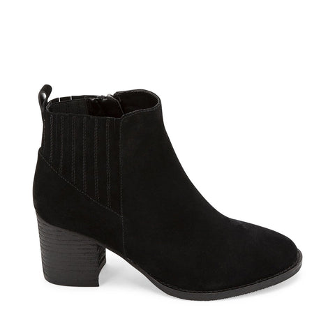 NOA WATERPROOF BLACK SUEDE