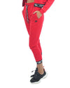 ACTIVE LOGO JOGGERS RED