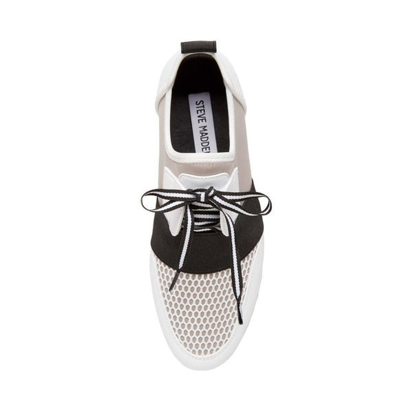 ANTICS WHITE MULTI - Steve Madden