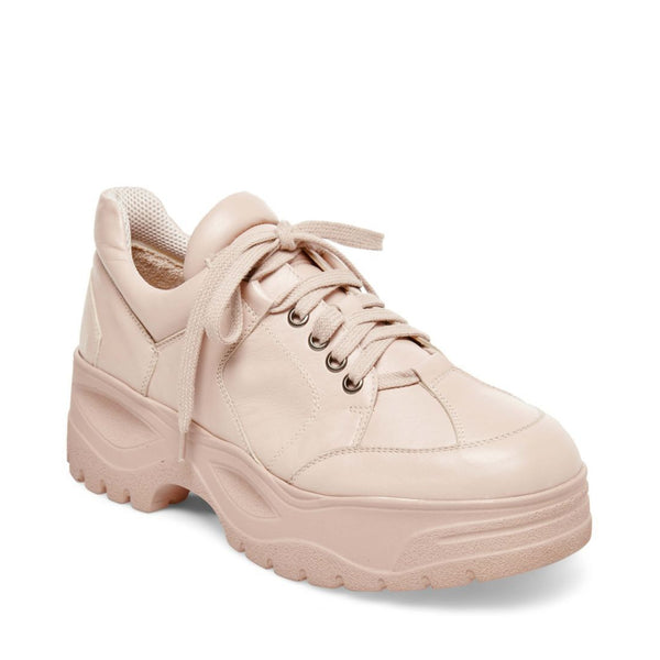 BLOCK NUDE LEATHER - Steve Madden
