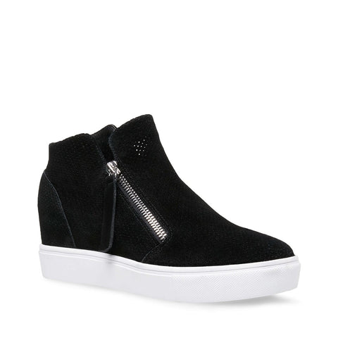 CALIBER BLACK SUEDE