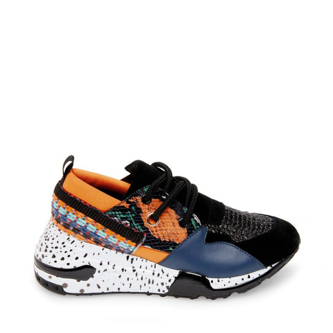 CLIFF ORANGE MULTI - Steve Madden