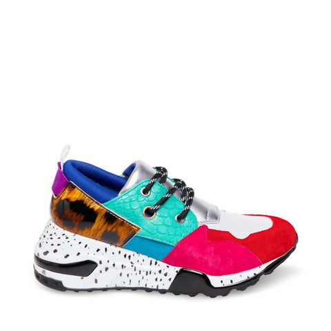 CLIFF RAINBOW MULTI - Steve Madden