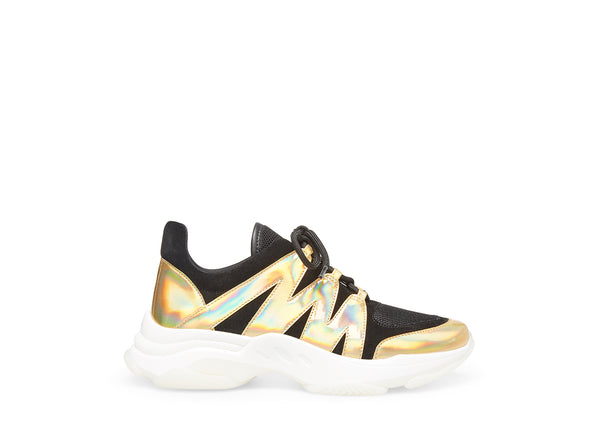915aa840bcaf GOLD SNEAKERS