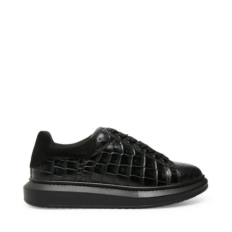 FROSTED-C BLACK CROCODILE