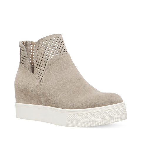 WINNI LIGHT GREY SUEDE